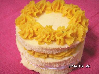 犬の手作りケーキレシピ