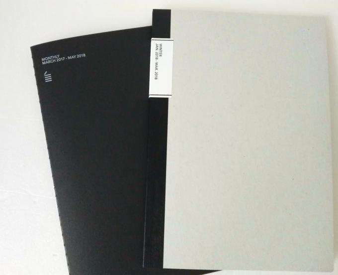 産業能率大学出版部 【JIYU-Style U-Line】1日1ページ手帳とウィークリー(バーチカル)が1冊に!