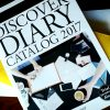 DISCOVER DIARY WALLET(ディスカバーダイアリー ウォレット) とDAY TO DAY DIARYの比較【DISCOVER21】その1